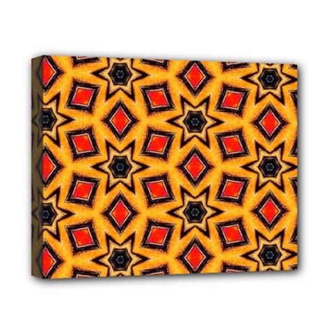 Cute Pretty Elegant Pattern Canvas 10  X 8