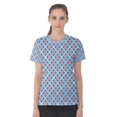 Cute Pretty Elegant Pattern Women s Cotton Tees