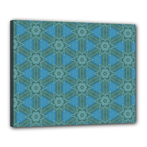 Cute Pretty Elegant Pattern Canvas 20  X 16