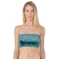 Cute Pretty Elegant Pattern Women s Bandeau Tops