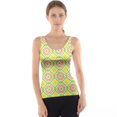 Cute Pretty Elegant Pattern Tank Tops