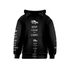 Keep Calm and Carry On My Wayward Son Kid s Pullover Hoodies