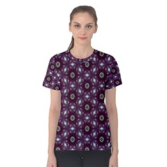 Cute Pretty Elegant Pattern Women s Cotton Tees