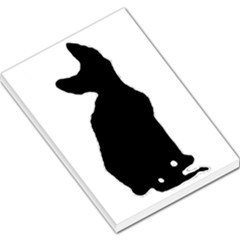 Cornish Rex Silo Large Memo Pads