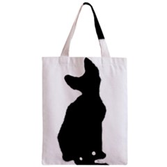 Cornish Rex Silo Zipper Classic Tote Bags