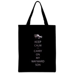Carry On Centered Classic Tote Bags