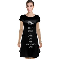 Carry On Centered Cap Sleeve Nightdresses