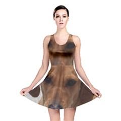 Dachshund Reversible Skater Dresses