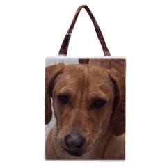 Dachshund Classic Tote Bags