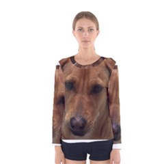 Dachshund Women s Long Sleeve T-shirts