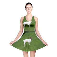 German Shorthair Pointer Full Reversible Skater Dresses