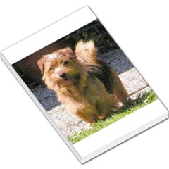 Norfolk Terrier Full Large Memo Pads