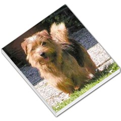 Norfolk Terrier Full Small Memo Pads
