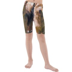 Norfolk Terrier Full Kid s swimwear
