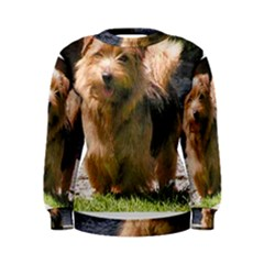 Norfolk Terrier Full Women s Sweatshirts