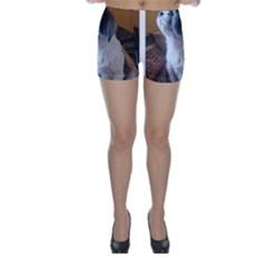 Shih Tzu Sitting Skinny Shorts