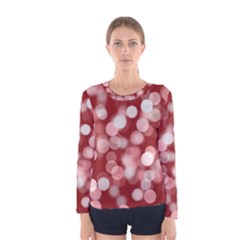 Modern Bokeh 11 Women s Long Sleeve T Shirts