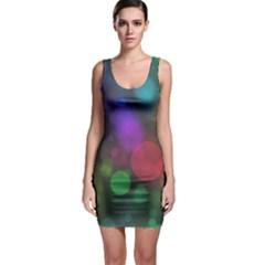 Modern Bokeh 15 Bodycon Dresses