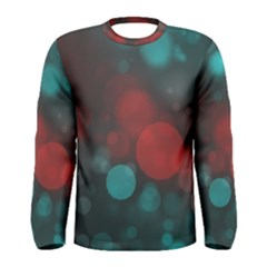 Modern Bokeh 15b Men s Long Sleeve T-shirts