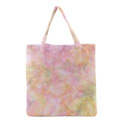 Softly Lights, Bokeh Grocery Tote Bags