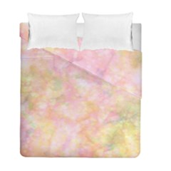 Softly Lights, Bokeh Duvet Cover (twin Size)