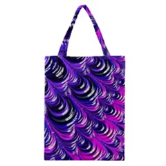 Special Fractal 31pink,purple Classic Tote Bags