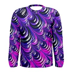 Special Fractal 31pink,purple Men s Long Sleeve T-shirts