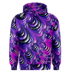 Special Fractal 31pink,purple Men s Pullover Hoodies