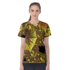 Special Fractal 35cp Women s Cotton Tees
