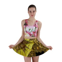 Special Fractal 35cp Mini Skirts