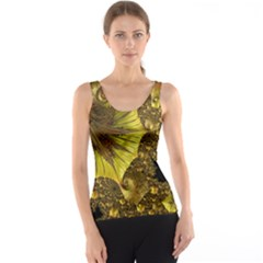 Special Fractal 35cp Tank Tops