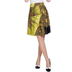 Special Fractal 35cp A Line Skirts