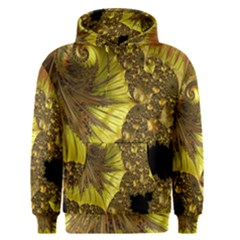 Special Fractal 35cp Men s Pullover Hoodies