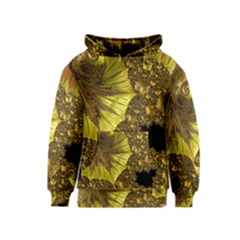 Special Fractal 35cp Kid s Pullover Hoodies