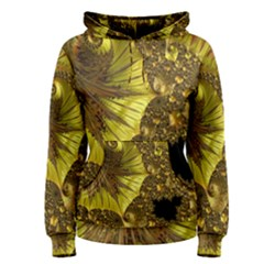 Special Fractal 35cp Women s Pullover Hoodies