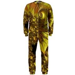 Special Fractal 35cp OnePiece Jumpsuit (Men)