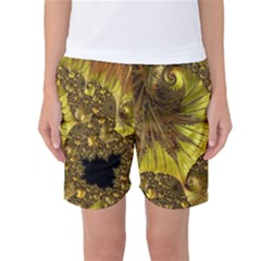 Special Fractal 35cp Women s Basketball Shorts
