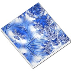 Special Fractal 17 Blue Small Memo Pads