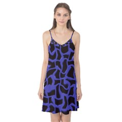 Purple holes Camis Nightgown