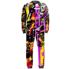 Abstract City View OnePiece Jumpsuit (Men)