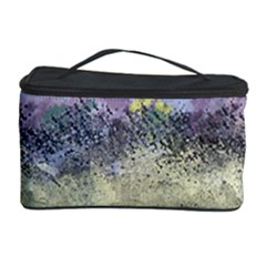 Abstract Garden In Pastel Colors Cosmetic Storage Cases