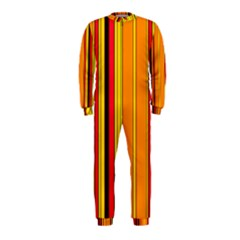 Hot Stripes Fire OnePiece Jumpsuit (Kids)