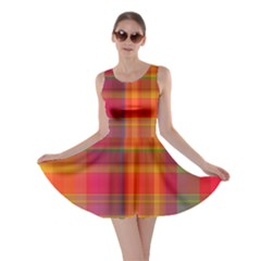 Plaid, Hot Skater Dresses