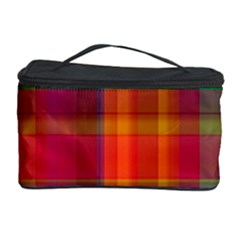 Plaid, Hot Cosmetic Storage Cases