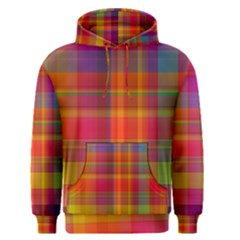 Plaid, Hot Men s Pullover Hoodies