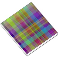 Plaid, Cool Small Memo Pads