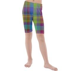 Plaid, Cool Kid s swimwear