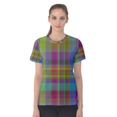 Plaid, Cool Women s Cotton Tees