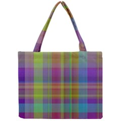Plaid, Cool Tiny Tote Bags