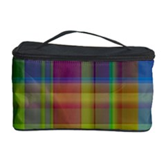 Plaid, Cool Cosmetic Storage Cases